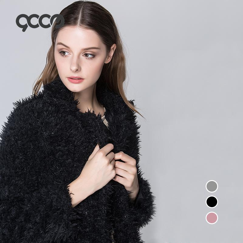 Popular Black Faux Fur Coat for Women-Buy Cheap Black Faux Fur ...