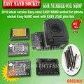 2020 neueste version Einfach nand EINFACH NAND buchse für iphone buchse Einfach NAND arbeit mit EINFACH JTAG plus box-in Telekommunikations-Teile aus Handys & Telekommunikation bei