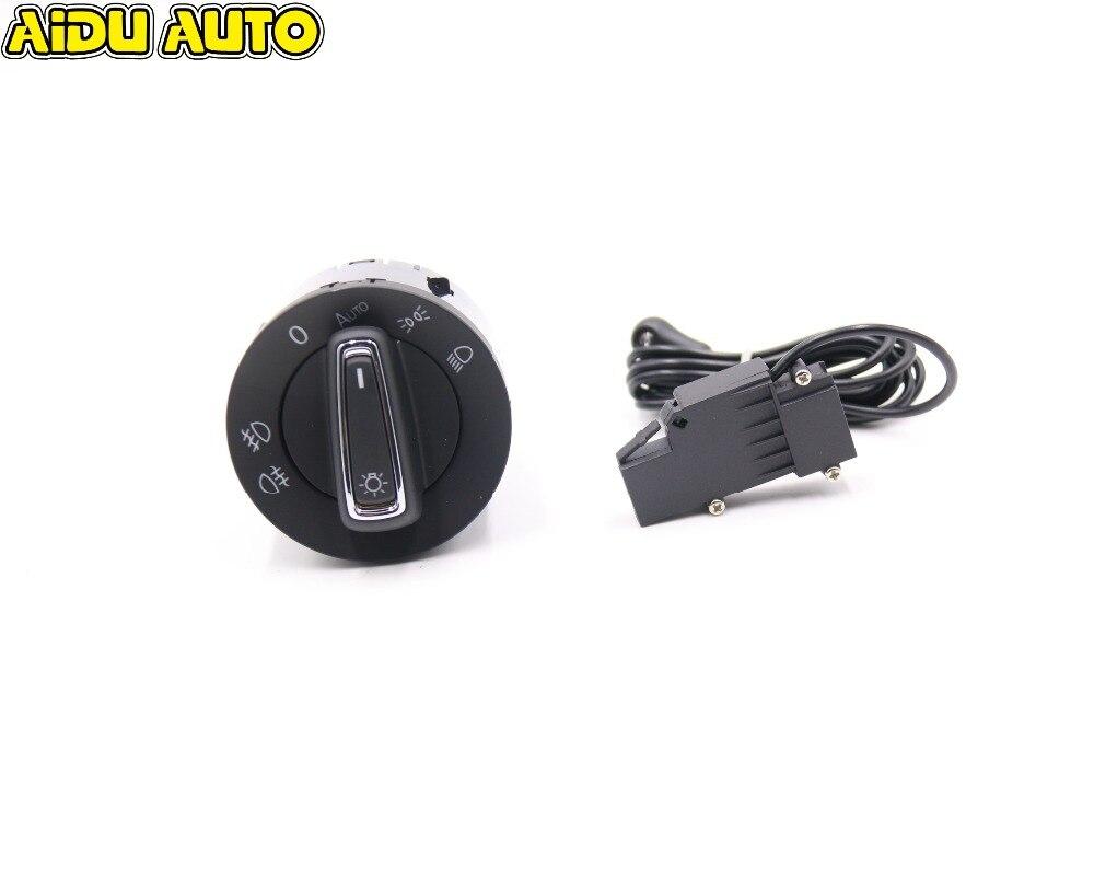Авто головного средства ухода за кожей Шеи светильник Сенсор с головой светильник переключатель для VW Golf 7 MK7 поло 6C
