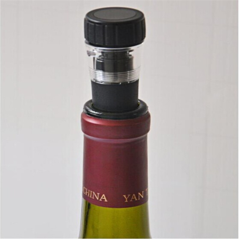 Neue Champagner Wein Frische Flasche Vakuum Versiegelt Stopper ...