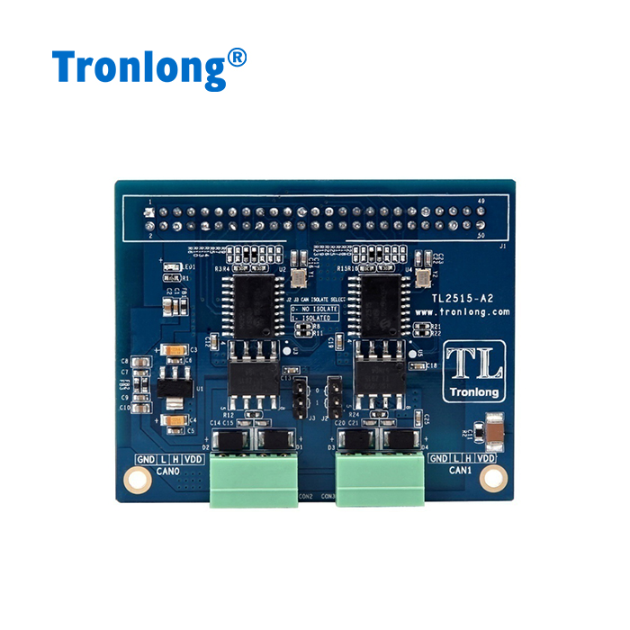 TL2515-A Dual CAN Module Supporting TMS320C6748 OMAPL138 DSP Development Board