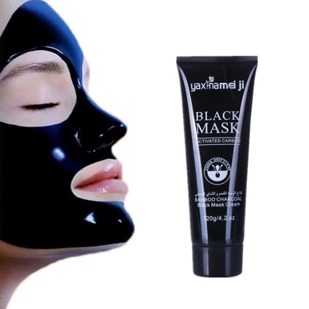 1 Pcs Bamboo charcoal Skin Care Plant Facial Mask Moisturizing Oil Control Blackhead Remover Wrapped Mask Face Mask Face Care