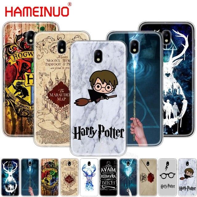 finest selection fb0d4 c79ee US $1.64 34% OFF harry potter hogwarts always Avada cover phone case for  Samsung Galaxy J3 J5 J7 2017 J527 J727 J327 J330 J530 J730 PRO-in ...