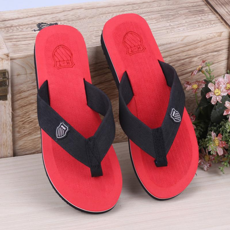 2018 Summer Fashion Flip Flops Beach Slippers Male Flip Flops Sandals Mens Slippers EVA Casual Men Shoes Sapatos Hembre for men все цены