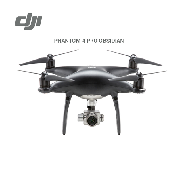 DJI Phantom 4 pro / phantom 4 pro plus obsidian Drone black color with 4K video 1080p camera rc helicopter In stock