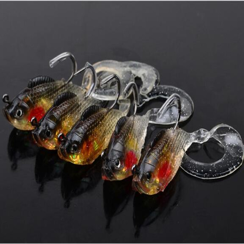 Wholesale 50pcs/lot Wobblers Isca Soft Fishing Lure Pesca Leurre Peche Carp Jig Sabiki Artificial Fishing Lures fu17 5 pcs lot 6 5cm 2g worm soft lures fishing pesca fish peche wobblers tackle leurre souple isca artificial soft baits carp yr 156