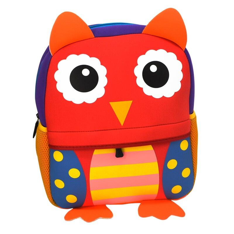 New cute kids school bags cartoon mini backpack toy for kindergarten boy girl baby Children's gift student lovely schoolbag