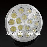 DHL Livraison gratuite 10 pcs/lot 15 W ar111 spot led ES111 led spot lampe CE et ROHS 2 ans de garantie 1500lm