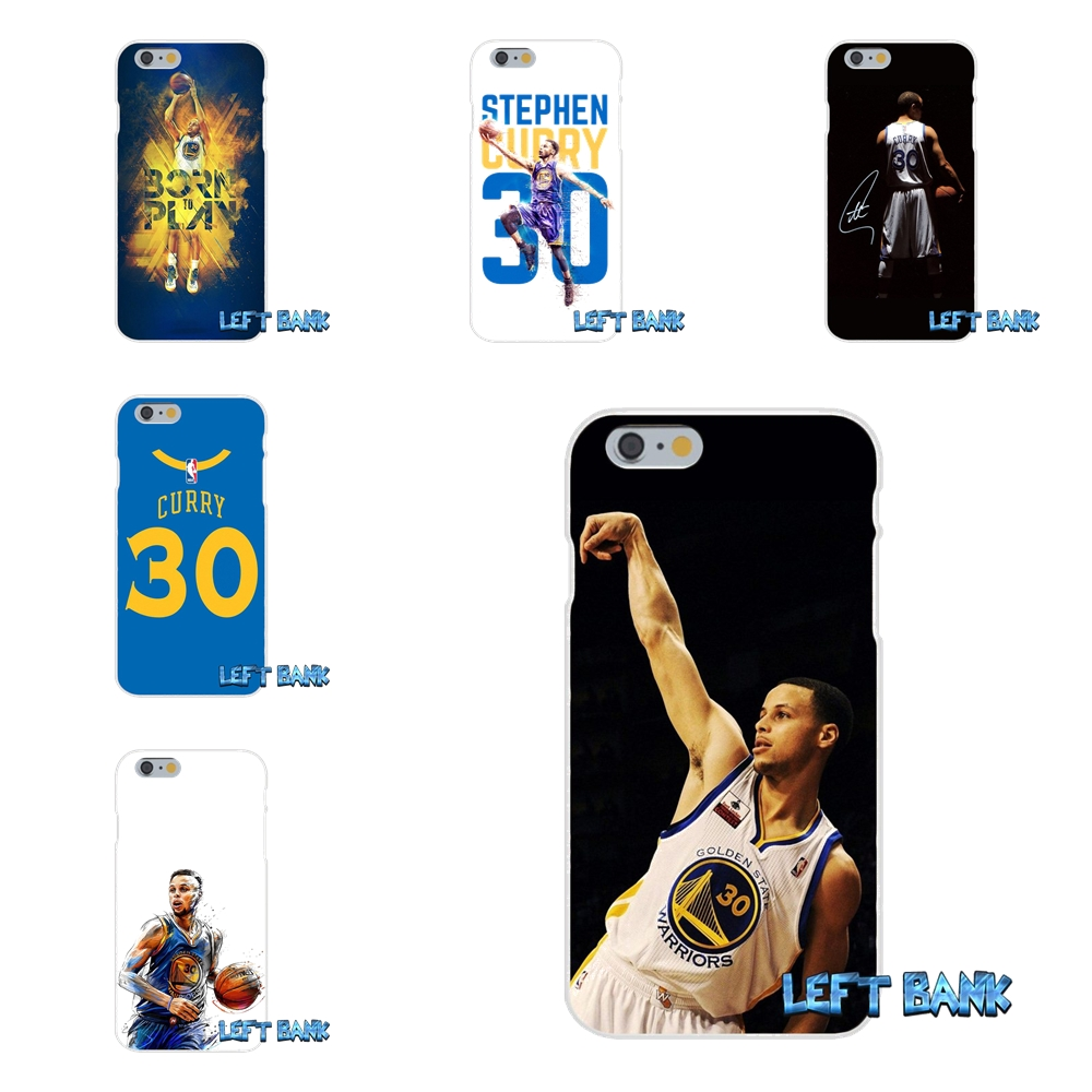 Basketball MVP Stephen Curry 30 Slim Silicone Case For iPhone X 4 ...