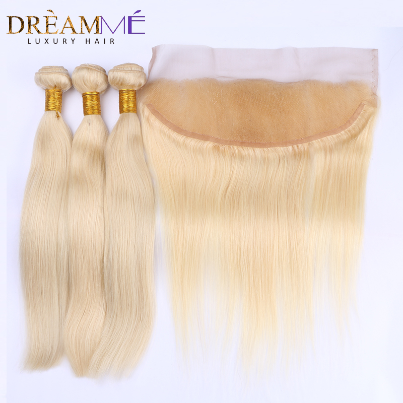 613 human hair extension with 13X4 frontal closure (2)