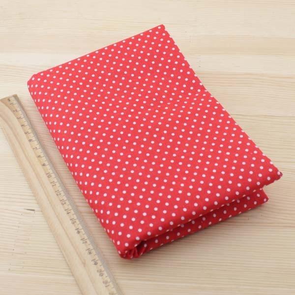 Booksew 50 cm x 50 cm 7 pcs 100% Kain Katun Boneka Merah Kain Tilda - Seni, kerajinan dan menjahit - Foto 5