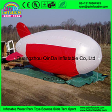 Helium balloon advertising inflatable blimp, inflatable blimp for sale