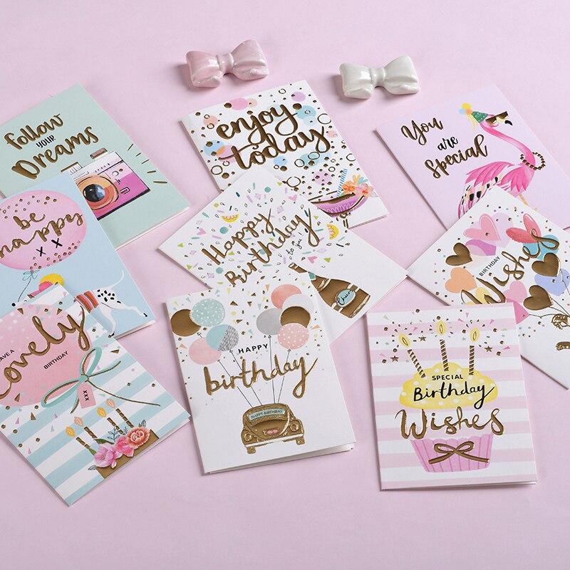 мини открытки на день рождения даже
