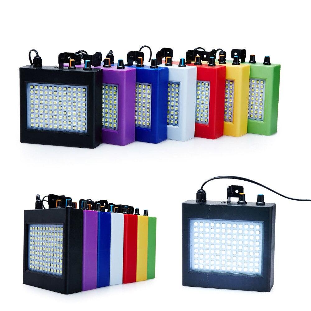 Mini contrôle sonore Sound 108RGB LED Disco Party DJ Bar Lumière - Éclairage commercial - Photo 2