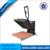 Dgt camiseta máquina de impresión multifuncional camiseta mouse pad sublimación prensa del calor de la impresora 38*38 con alta calidad