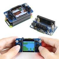 라즈베리 파이 제로 게임 라즈베리 파이 1.54 인치 LCD 충전 이어폰 부저 기능 또한 라즈베리 파이 3B + 제로 W