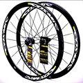 Дорожный велосипед V Тормозные колеса 700c Cosmic Elite 40 мм алюминиевый сплав велосипедные колесные диски