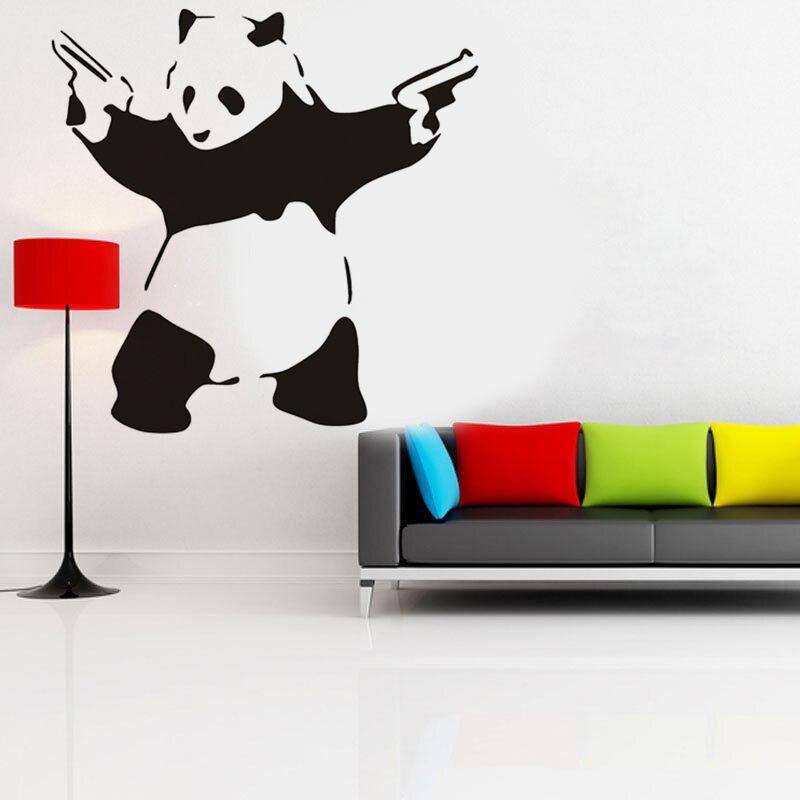 Dekorasi Kamar Panda