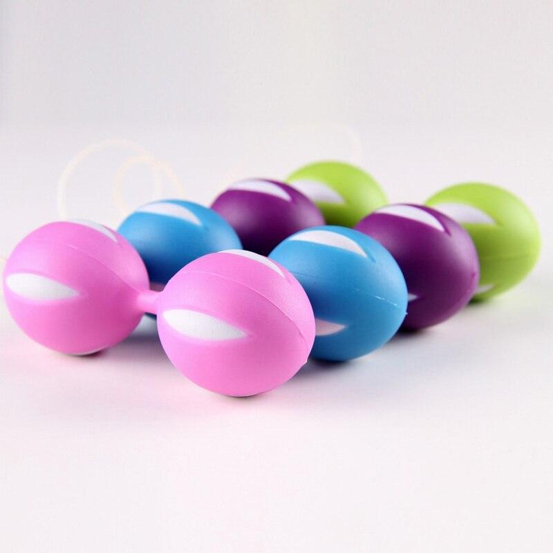 Femmes magique balles vaginales serré exercice vibrateur Kegel balles érotique jouets pour adultes pondéré masseur Vaginal jouets sexuels pour femme