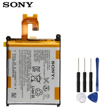 Original SONY Battery For Sony Xperia Z2 L50w Sirius SO-03 D6503 D6502 LIS1543ERPC Genuine Replacement Phone 3200mAh