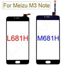 Touchscreen Front Panel For Meizu M3 Note M681H L681H L681 M681 Touch S