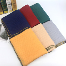 Women Scarf Cotton Fibre Autumn Winter Scarf Cotton Female Large Scarves Woman Ethnic Big Size Pashminas Shawls Drop Shipping