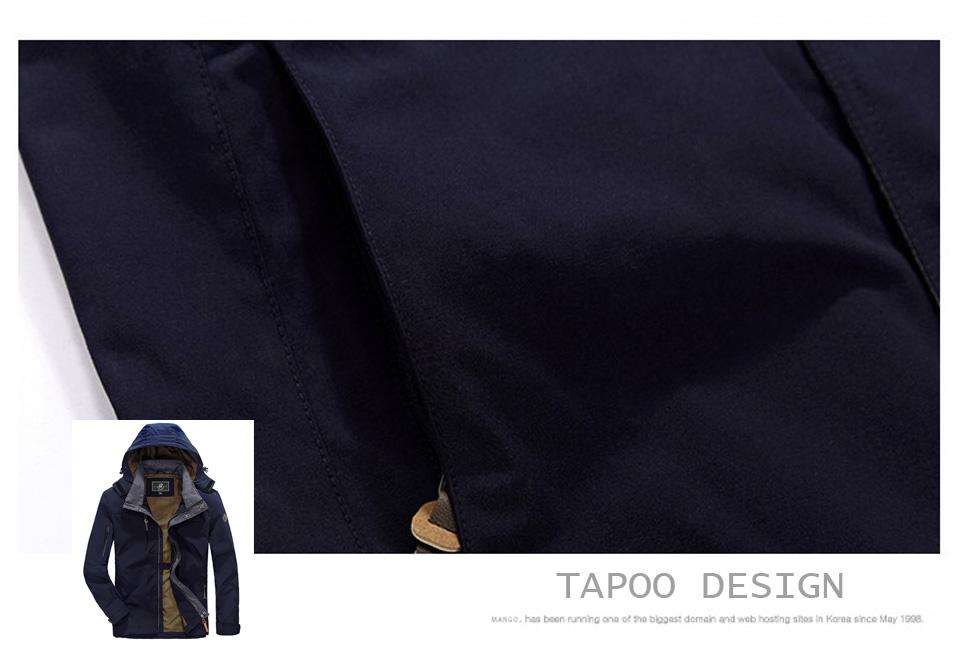 casual men jacket detail 2