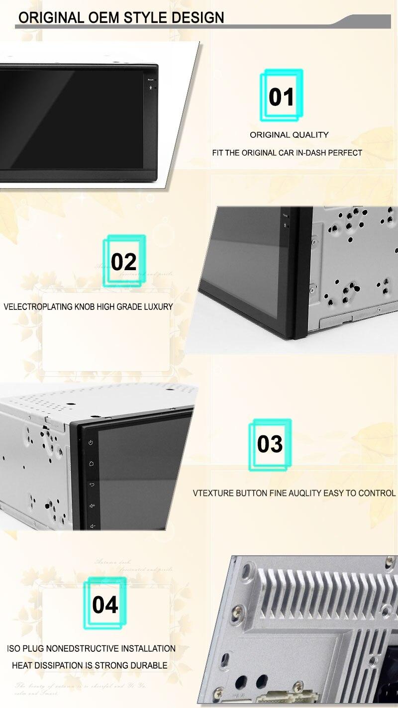 Double Din Car DVD Player DIVXDVD VCDCDUSBBluetooth Auto Multimedia Player 2 Din MP5 Audio Player Remote Controller
