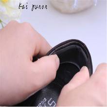 kai yunon Silicone Gel Heel Cushion protector Foot feet Care Shoe Insert Pad Insole Sep 10