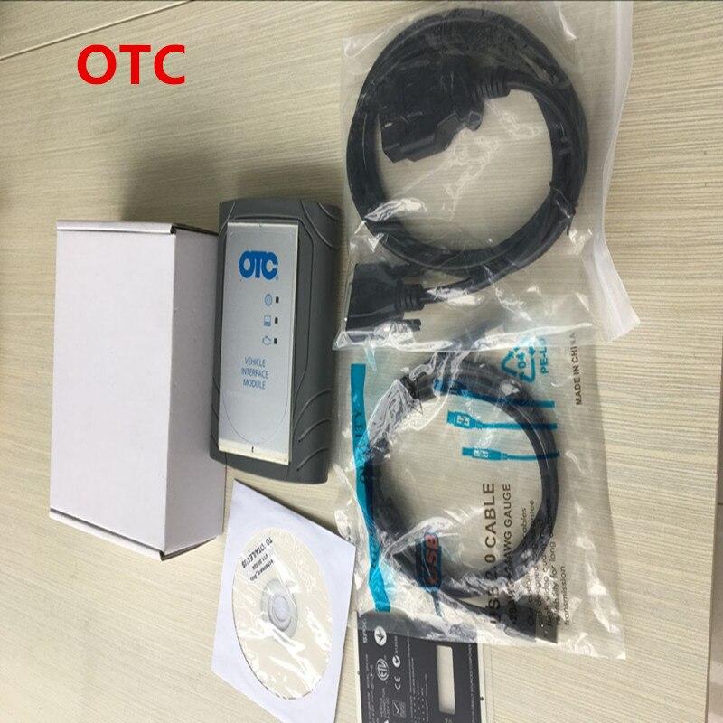 Цена за 2017 Высокое Качество Для т-oyota IT3 Глобальной GTS Techstream OTC VIM Сканер OBD Инструмент лучше, чем T-oyota интеллектуальные tester ii
