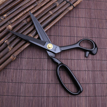 купить Top Quality Professional Tailor Scissors Gadget Cuts Guided Sewing Scissors Fabric Tailor's embroidery Scissors tools for sewing по цене 857.29 рублей