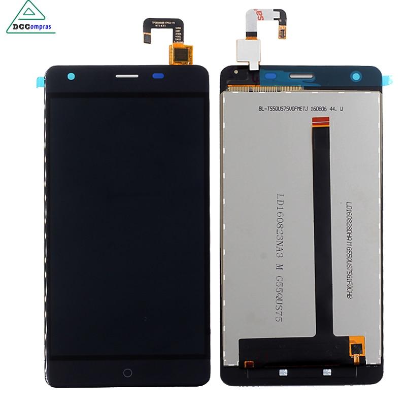 Pantalla LCD Para Ulefone Potencia de Montaje Pantalla Táctil FHD Highscreen Ule