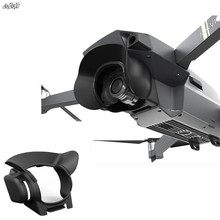 Camera Lens Glare hood case Anti Flare Sun Shade Glare Shield protection cover Cover For DJI Mavic Pro Drone Gimbal Accessories