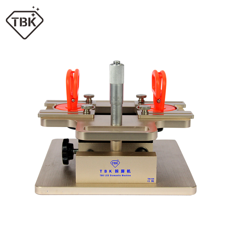 TBK 928 LCD touch screen Dismantle Machine for Samsung A frame Separator Manual precision demolition machine
