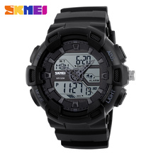 NEW Arrive SKMEI 1189 Watch Men Outdoor Sport Watches Chronograph Digital Wristwatches Mens Watch