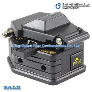 Image 5 - Fiber Cleaver SKL 6C Kabel Snijmes Fttt Glasvezel Mes Gereedschap Cutter Hoge Precisie Cleavers 16 Oppervlak Mes