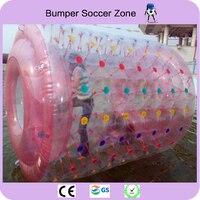 Бесплатная доставка Горячая продажа 0,8 мм ПВХ Вода ходьба Зорб валик надувной валик для плавания мяч Вода игрушка для продажи