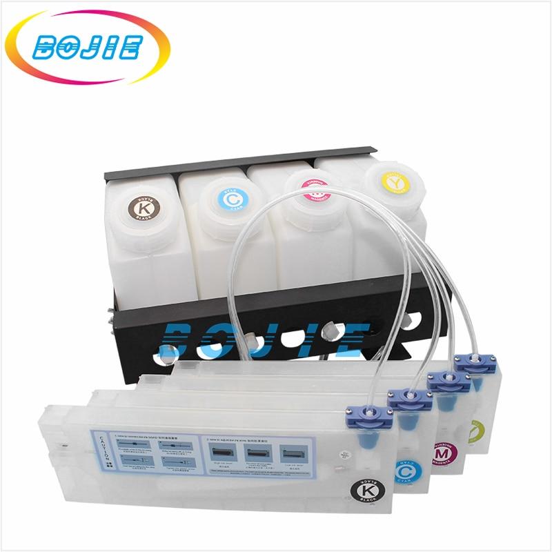 Bulk Ink System for Mimaki Mutoh Printer 4 colors