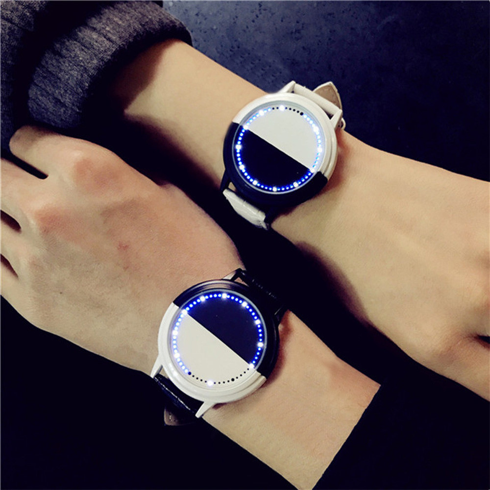 Digital wristwatches men women LED Watch Men Lovers Watch Smart Electronics Watch Women Digital watch men clock Gifts  F85