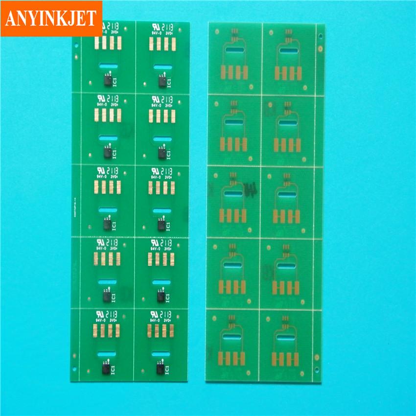 Puce V705A D pour imprimante série videojet 1000 10 pcs/lot-in Cartouches from Ordinateur et bureautique on AliExpress - 11.11_Double 11_Singles' Day 1