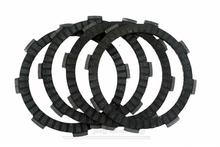 Motorcycle Replacement Spare Parts Clutch Friction Plates Kit Set For Yamaha YBR125 YBR 125 for yamaha ybr125 ybr 125 euro i ii 6 pins cdi box ignition trigger spare parts