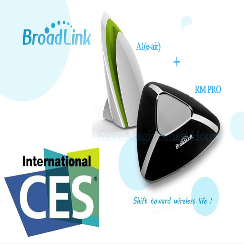 Smart Home Automation Broadlink RM2 RM PRO, Universal Smart Remote Con