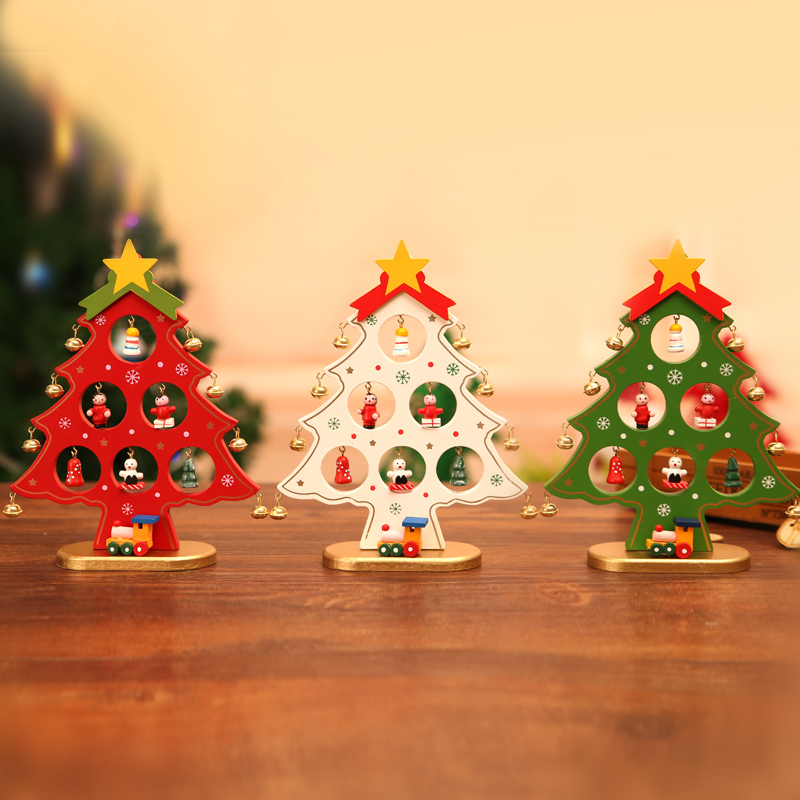 Aliexpress.com : Buy Christmas Ornaments Decoration Wooden