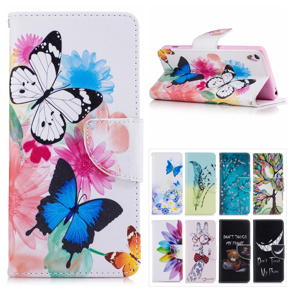 Blaupunkt Flip Cover X1 Original 100 Referensi Daftar Harga Sonido Butterfly Pattern Leather Case For Sony Xperia Xa Dual F3111 F3112 F3113 F3115 Flowers