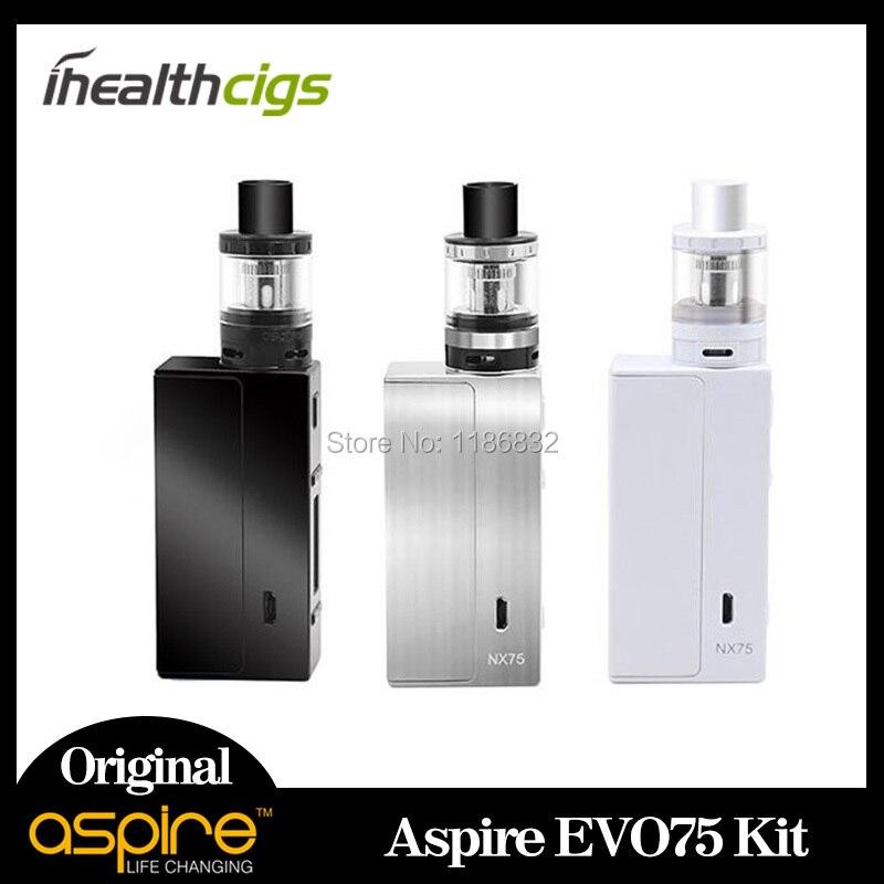 Aspire EVO75 Kit 1