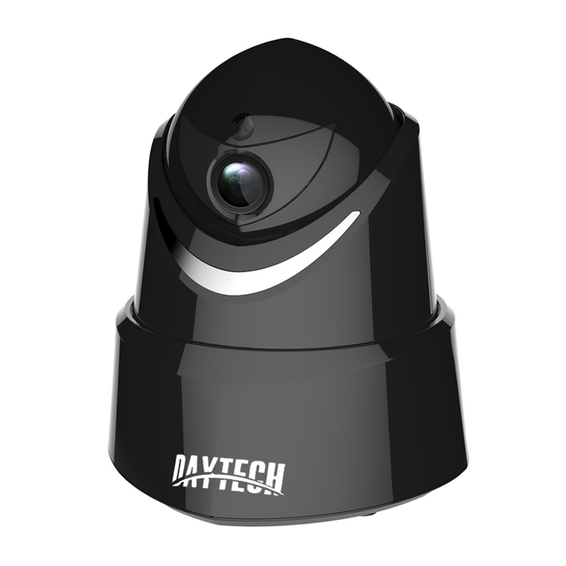 DAYTECH 2MP IP Camera 1080P Wireless WiFi Home Security Camera P2P Network Baby Monitor Video Two Way Audio Night Vision IR