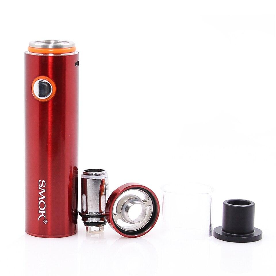 Original Cigarette Electronique Smok Vape Pen 22 Kit With 1650mah Battery 0.3ohm Dual Core E-cigarette  Trousse #5