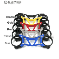 Balance Shock Front Fork Brace For BAJAJ Pulsar 200NS 200RS 200AS 200 NS RS AS 2017 2016 2015 Aluminum Motorcycle Accessories