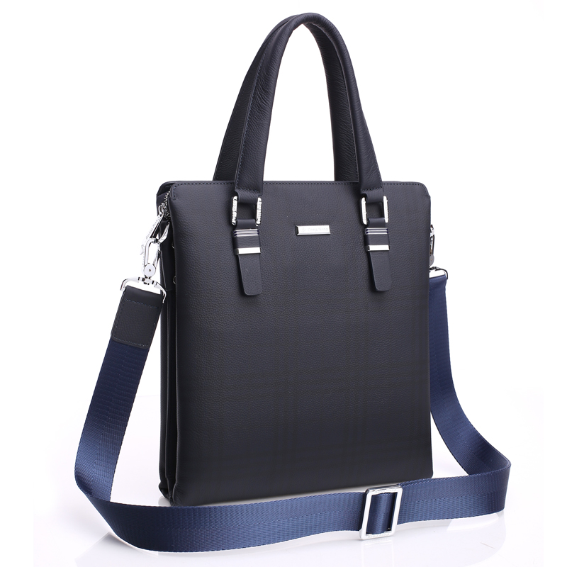 ФОТО DongHong men briefcase genuine leather business bag 11
