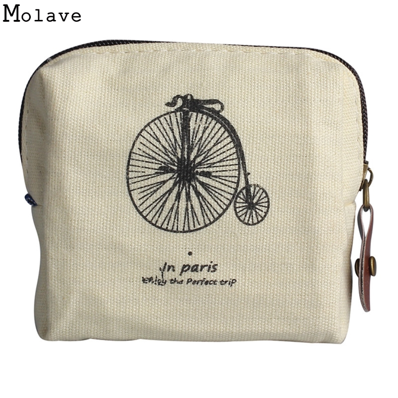2017 hot sale cute wallets for Women Classic Retro Canvas Purse Wallet Card Key Coin Bag Pouch Case wallet bag gift Jan30 hot sale cute women cute macaron silicone waterproof coin bag pouch purse wallet drop shipping wholesale fe13